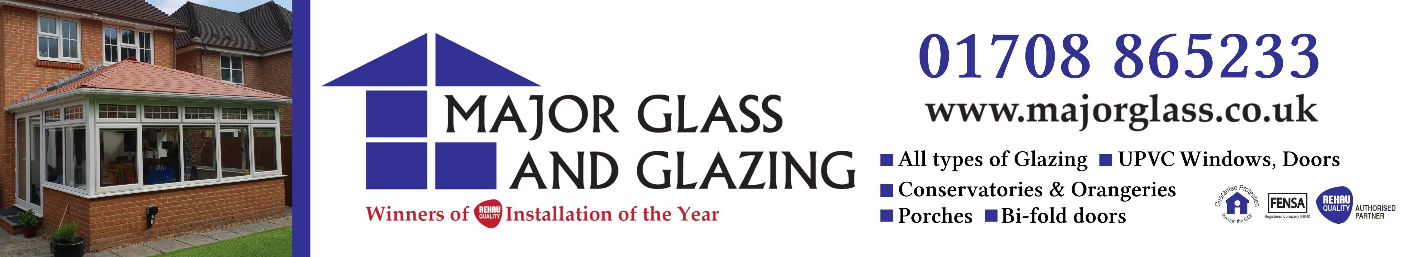 Major Glass and Glazing