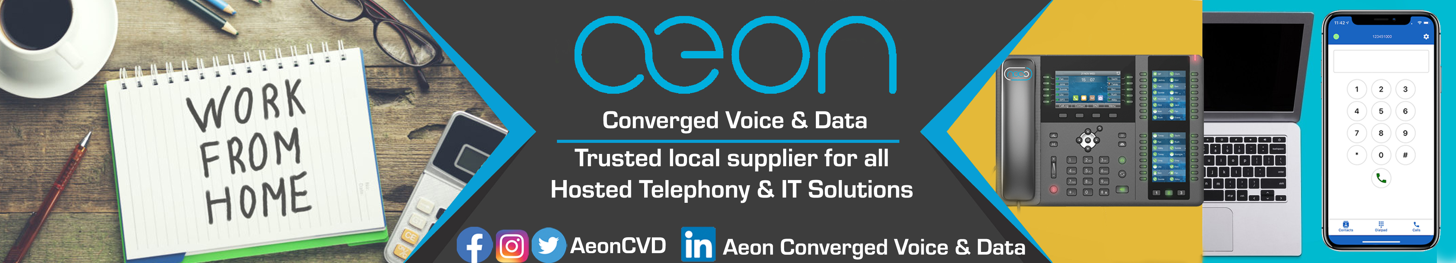 Aeon Converged Voice & Data