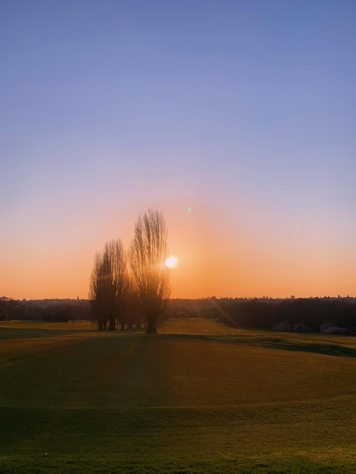upminster golf course