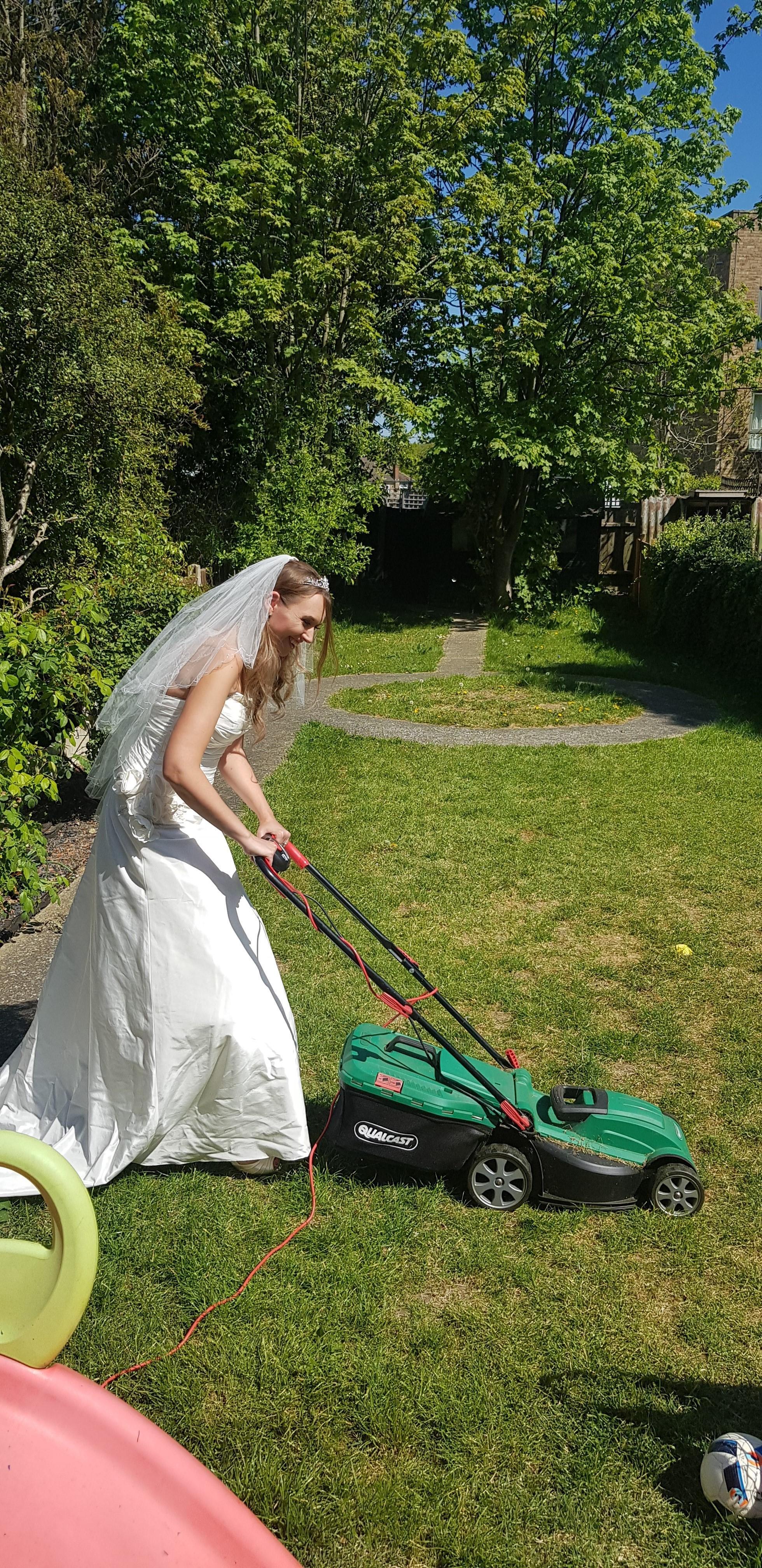 my lockdown wedding anniversary